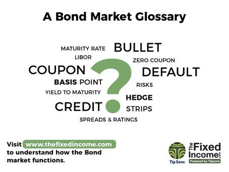 A Bond Market Glossary