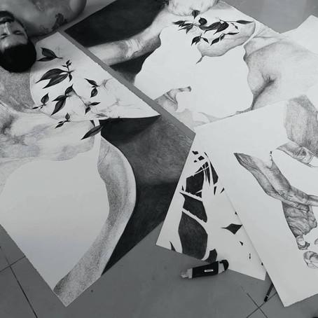 Creative Vietnam: FLORIAN SÔNG NGUYỄN /// Visual Artist (FR/VN)