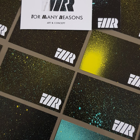FMR X Mai Mai: new branding