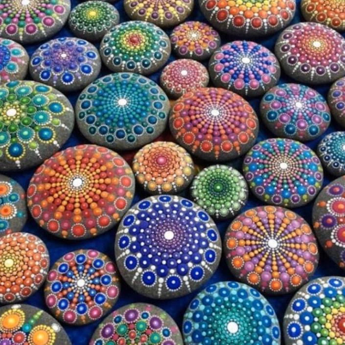 Painted Mandala Class