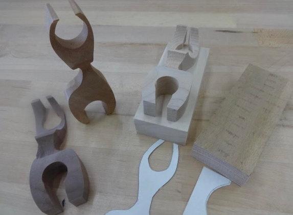 Reindeer Wood Project 2