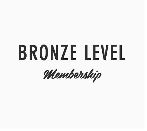 Bronze Level