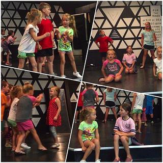 YTOB Broadway Kids Camp