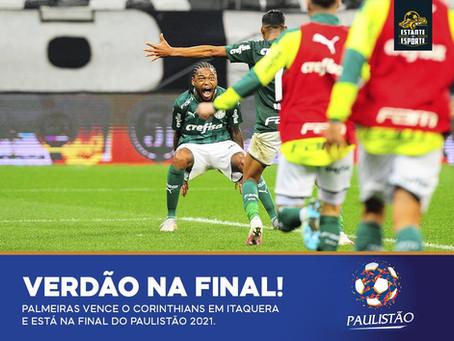 PALMEIRAS NA FINAL! SÃO PAULO E MIRASSOL DEFINEM HOJE A ÚLTIMA VAGA