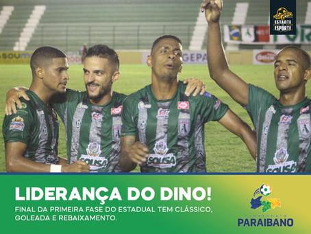 FIM DA PRIMEIRA FASE DO PARAIBANO 2021!