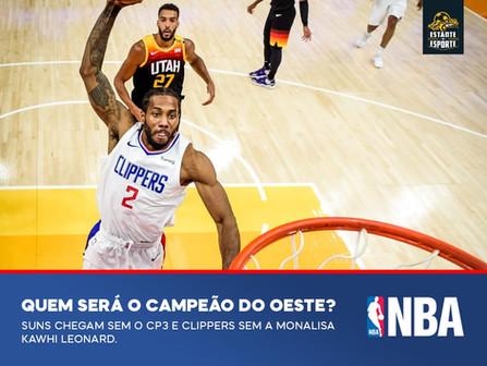 NBA: QUEM SERÁ CAMPEÃO DO OESTE?