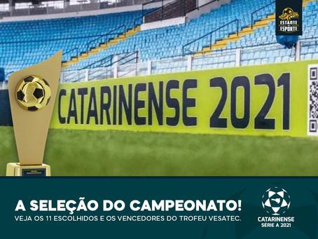 SELEÇÃO VESATEC: CAMPEONATO CATARINENSE 2021!
