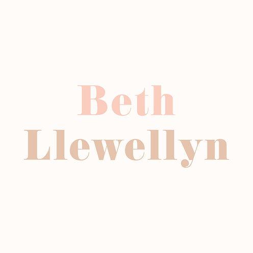 Beth Llewellyn Primary Logo