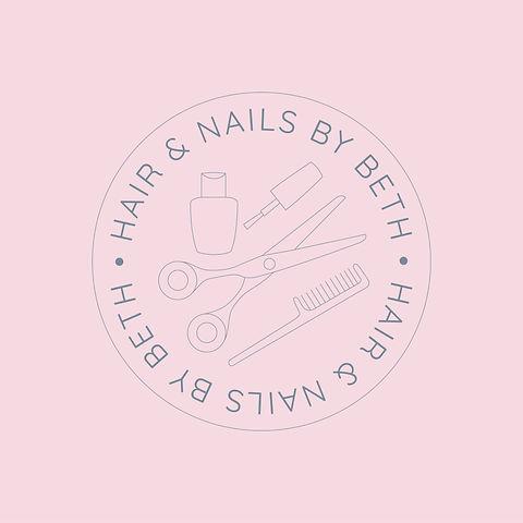 The Little Salon Stamp