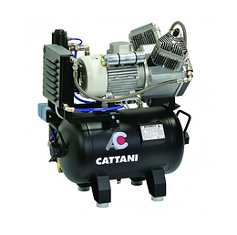 Cattani AC 200 - 2 Cilinder Compressor