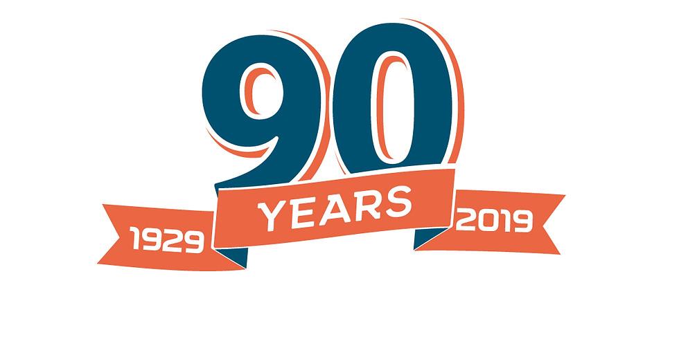 90 Jaar Oswherlu
