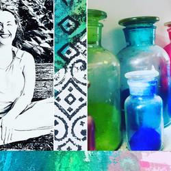 Pigmente & Bildausschnitte