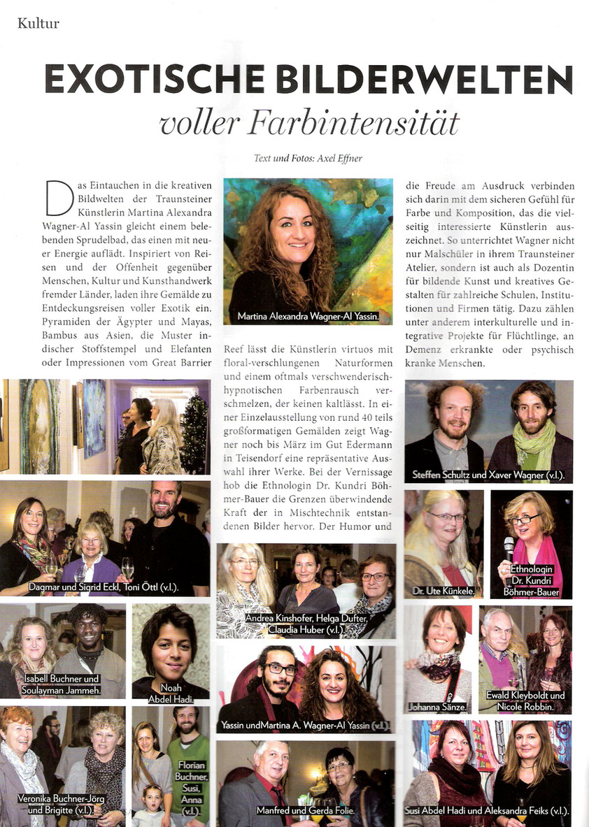 Magazin Die Chiemgauerin