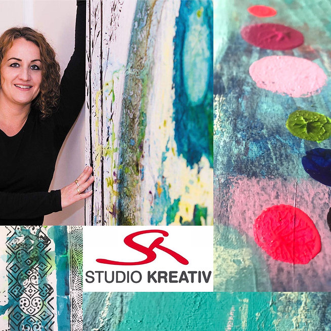 Studio Kreativ Martina Alexandra Wagner-Al Yassin Malkurse Malerei