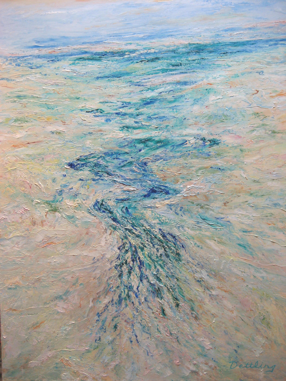 Morning Tide 40x30