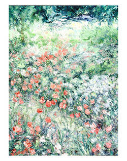 Tulip Patch 24x18