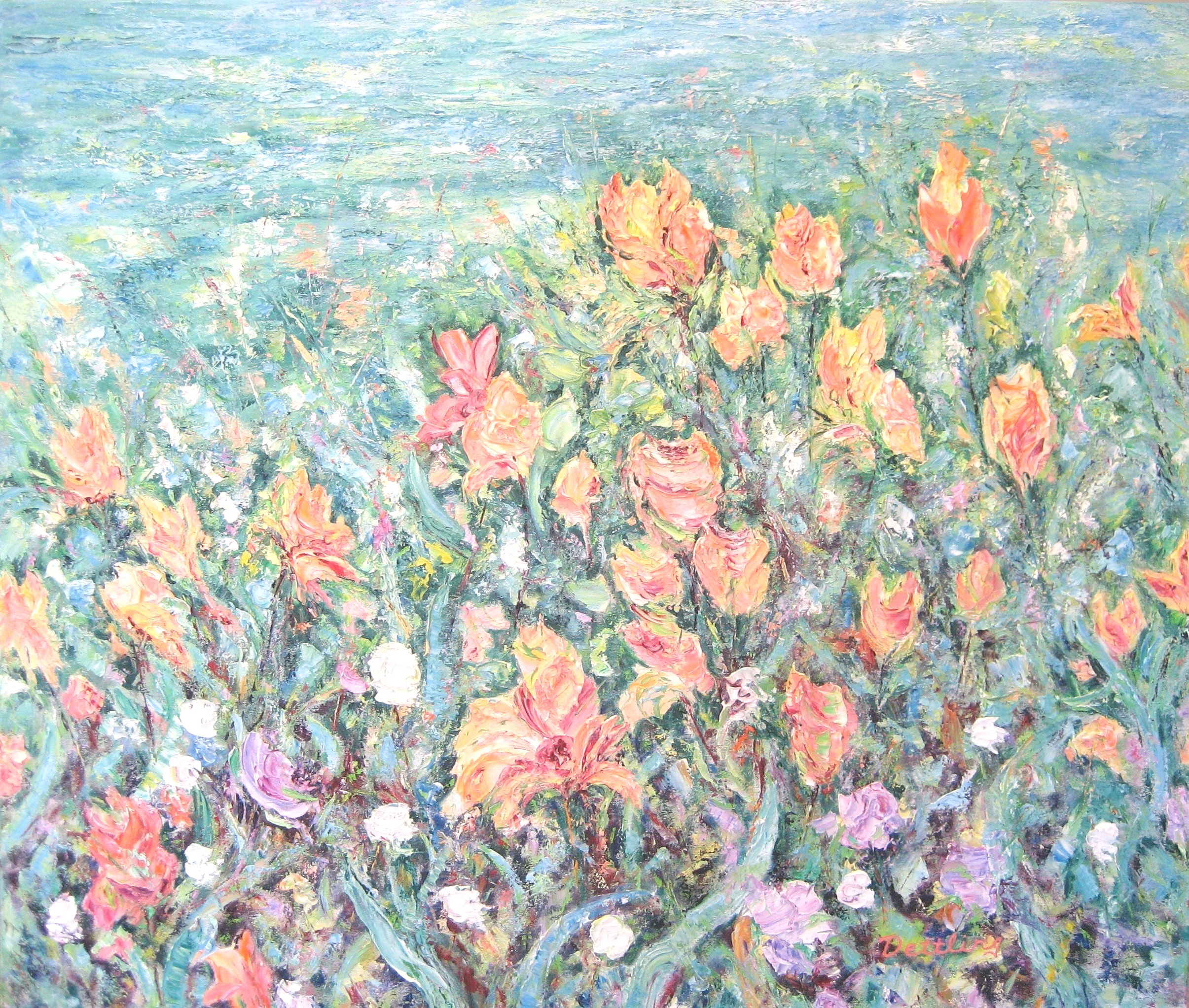 Summer Magic 32x38