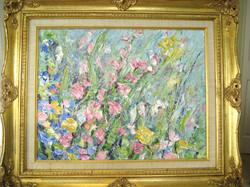 Spring Pastels 14x18