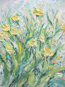 Daffodils 14x11.