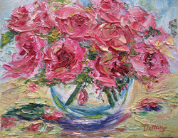Rose Bouquet 8x10