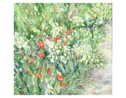 Spring Bouquet 30x30