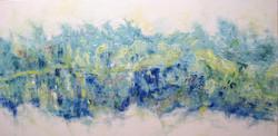 Blue Mountain 24x48