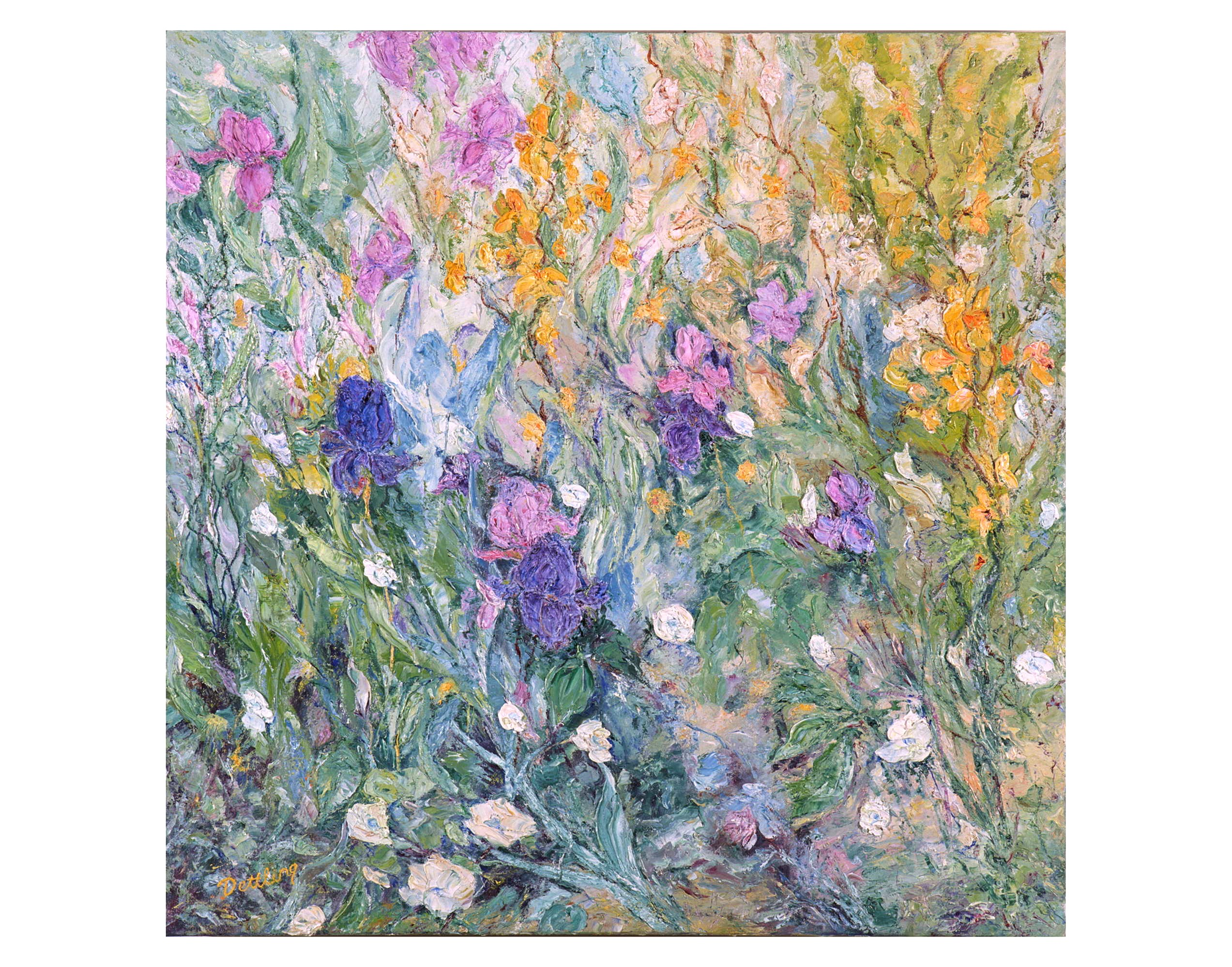 Summer Flair 30x30