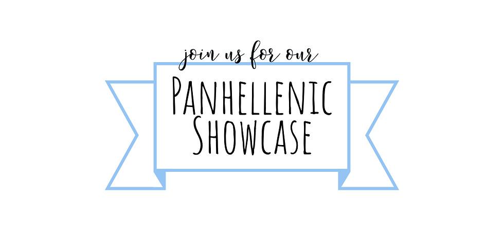 Panhellenic Showcase
