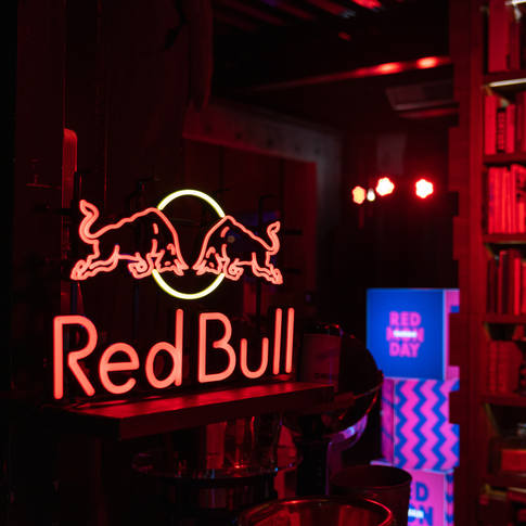 Red Bull 2019 Red Monday Tawian