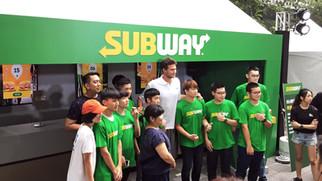 SUBWAY Taiwan