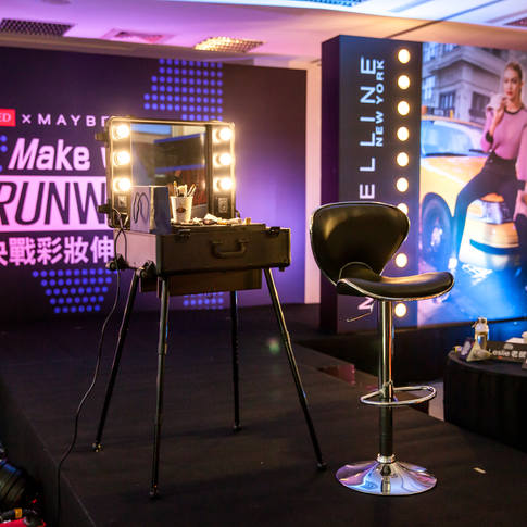 Maybelline Make up Runway