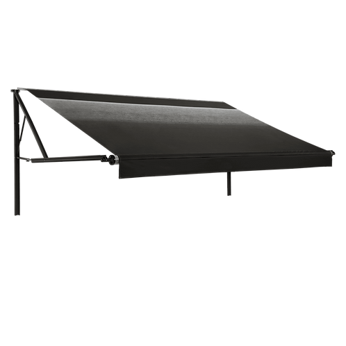 Dometic 9100 Power Patio Awning (915T) 10 ft Onyx Black