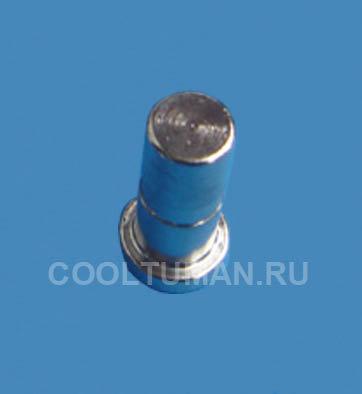 Заглушка для фитинга под трубу из нержавейки