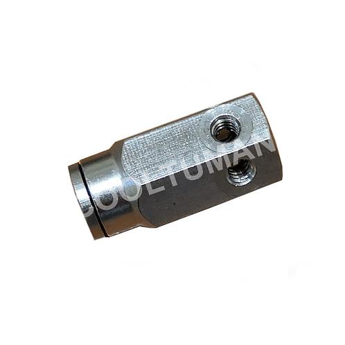 SlipLock концевой под шесть форсунок (9,52 мм)