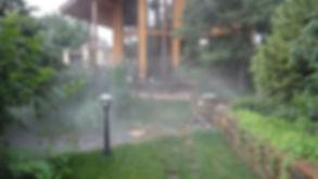 Система туманообразования для эффекта туманного пейзажа