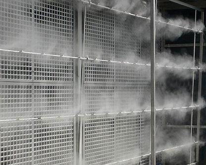 Предохлаждение туманом
