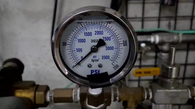 Принцип работы туманообразующих форсунок высокого давления