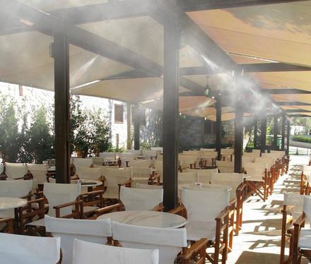 Охлаждение в ресторане