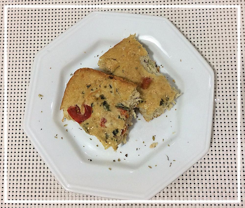 Torta Sem Glúten Sem Lactose