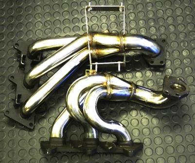 Alfa Brera S 3.2 S/Steel Sport Exhaust manifolds