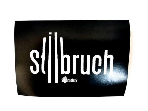 "Sticker ""Stilbruch"""