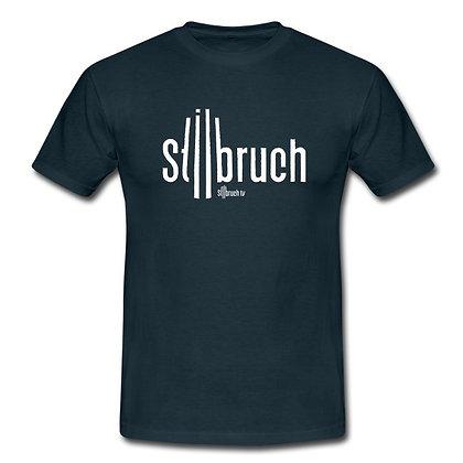 """Herren T-Shirt """"Stilbruch"""""""