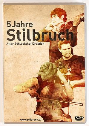 """DVD """"5 Jahre Stilbruch"""""""