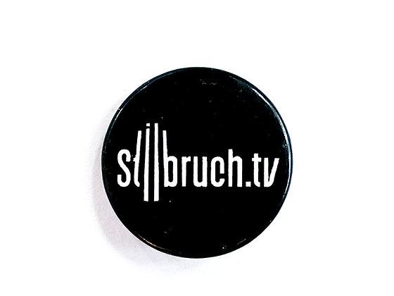 """Button """"Stilbruch.tv"""""""
