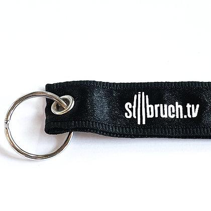 "Schlüsselanhänger (kurz) ""Stilbruch.tv"""