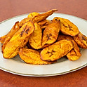 Fried Plantain (4 Pieces)