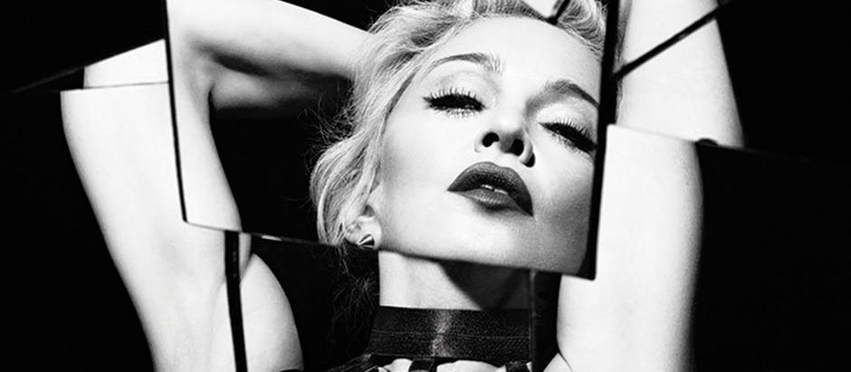 """""""Estou sendo punida por ter 60 anos"""" - Madonna"""