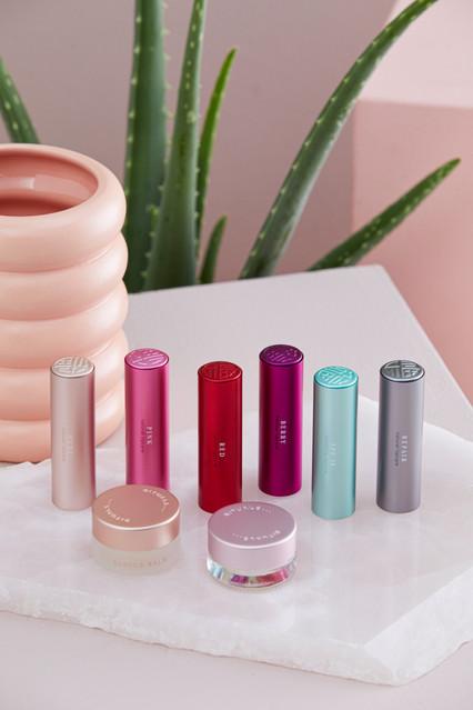 Lip campaign for Rituals