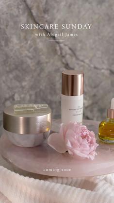 Skincare Sunday Rituals