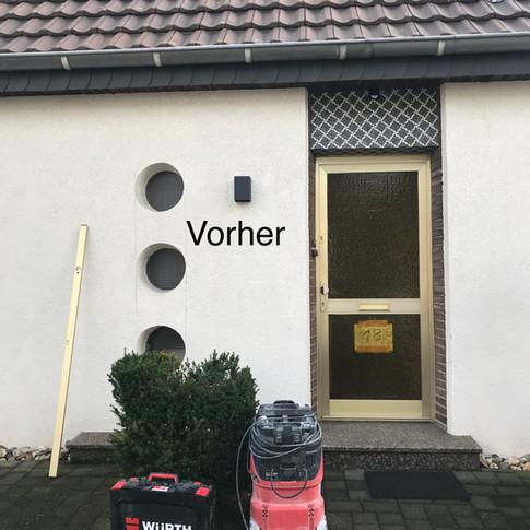 Vorher